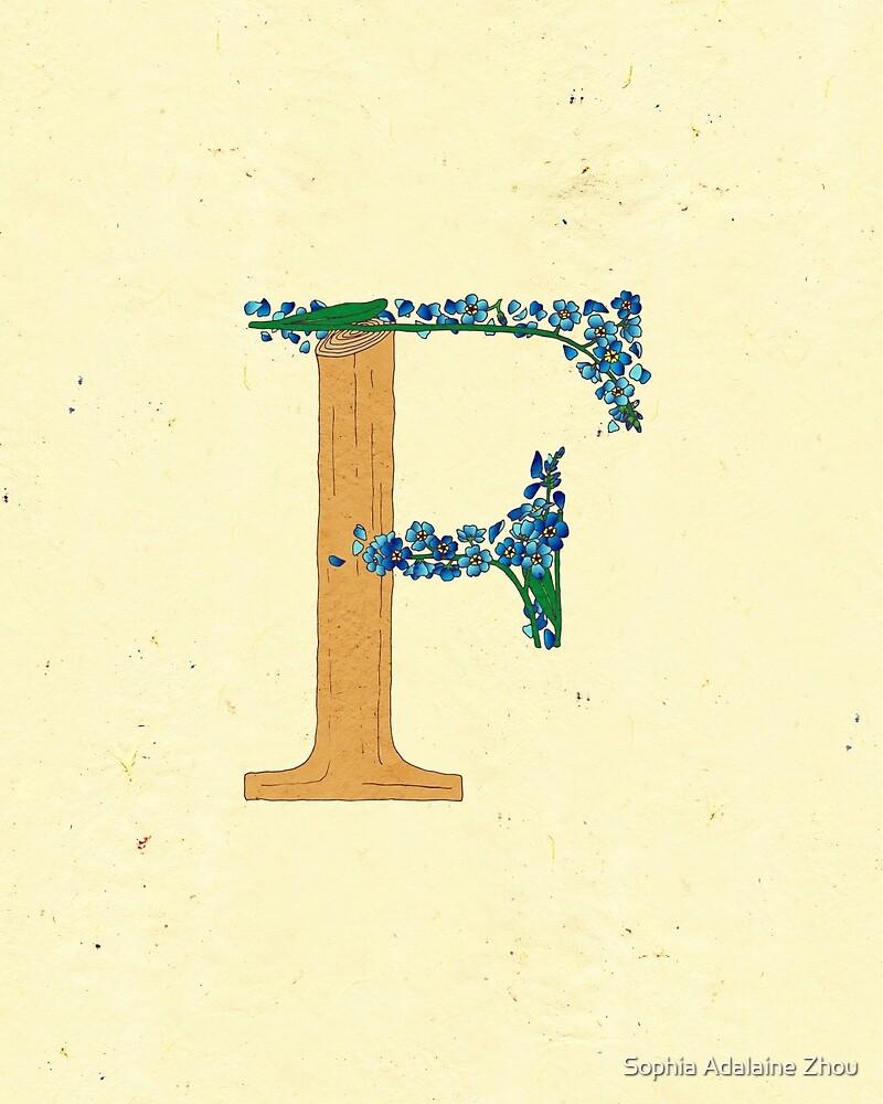 Le Jardin de Adalaine - F by Sophia Adalaine Zhou