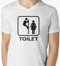 Toilet Cubicle T-Shirt