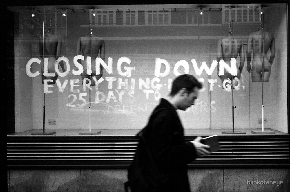 Closing down by blinkofaneye