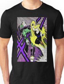 Dragon Ball Z - Gohan uppercuts Cell Unisex T-Shirt