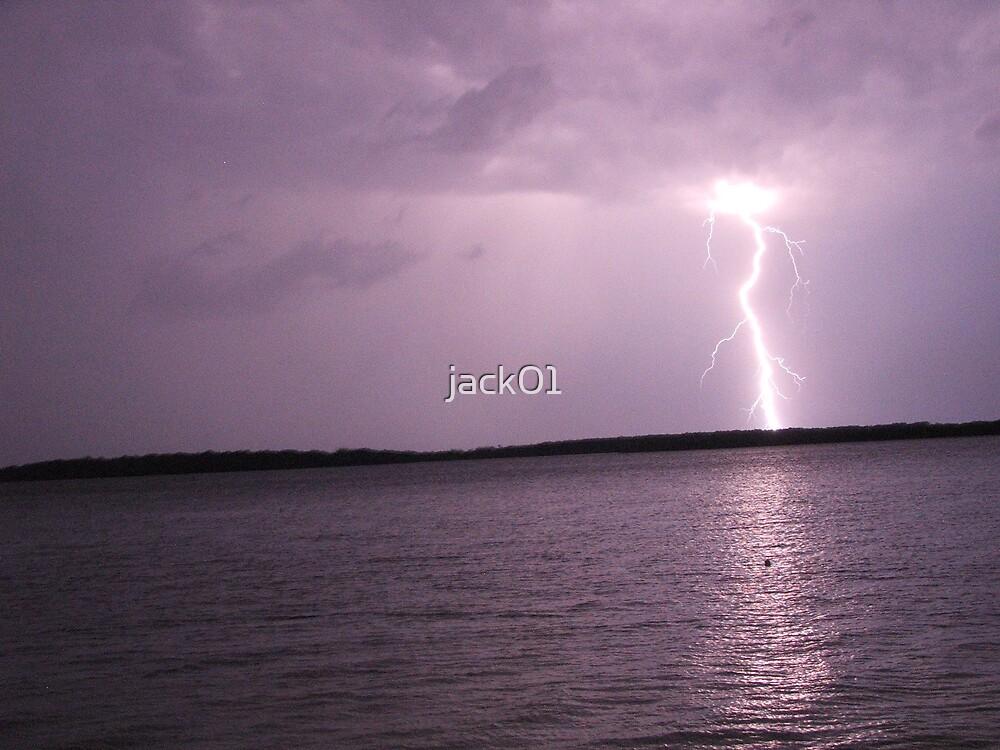 lightning strike  by jack01