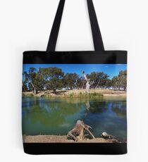 wimmera river Tote Bag
