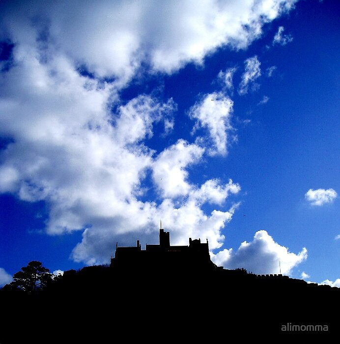 St Michaels Mount by alimomma