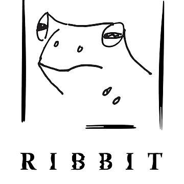 Ribbit by nzblackwolf