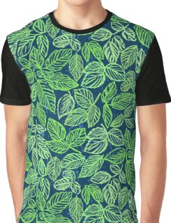 Total Green Graphic T-Shirt