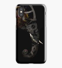 clockwork elephant  iPhone Case/Skin