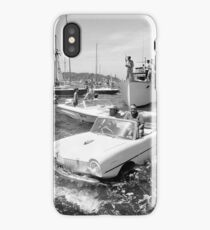 AquaCar Fun iPhone Case