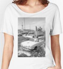 AquaCar Fun Women's Relaxed Fit T-Shirt