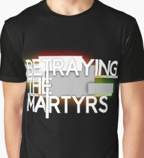 betraying the martyrs band logo custom Graphic T-Shirt