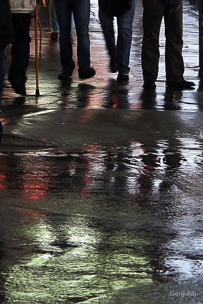 Colour of Rain by Gerijuliaj