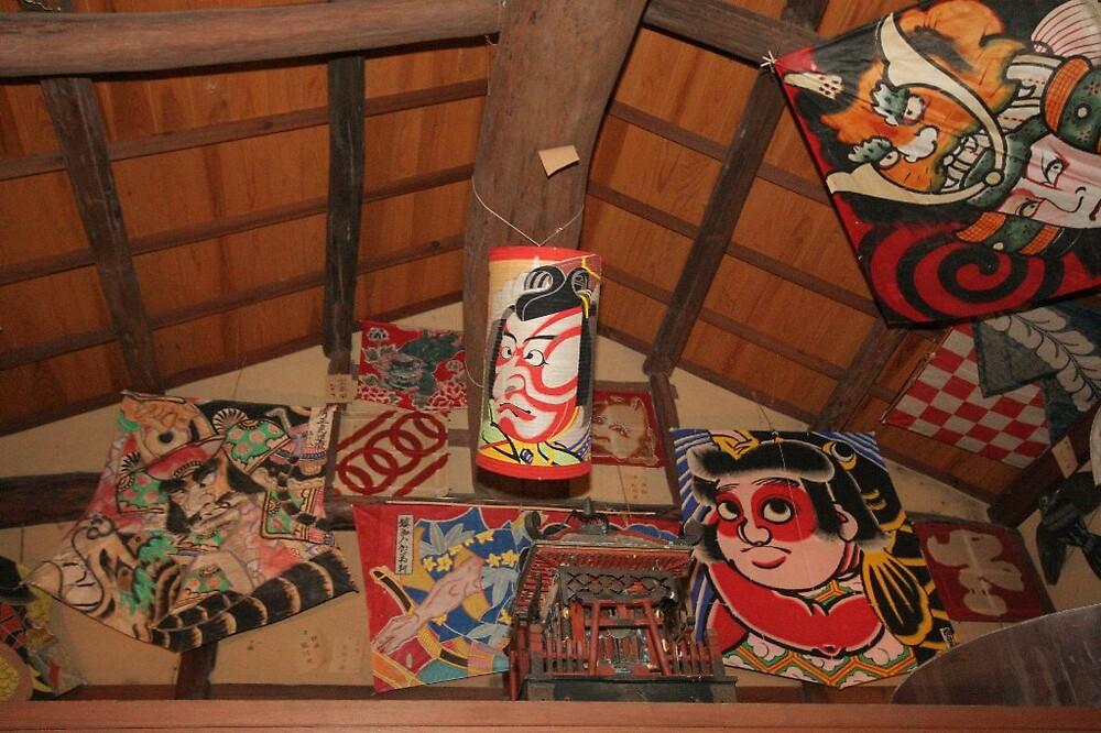 Toy Museum - Kurashiki  by Trishy