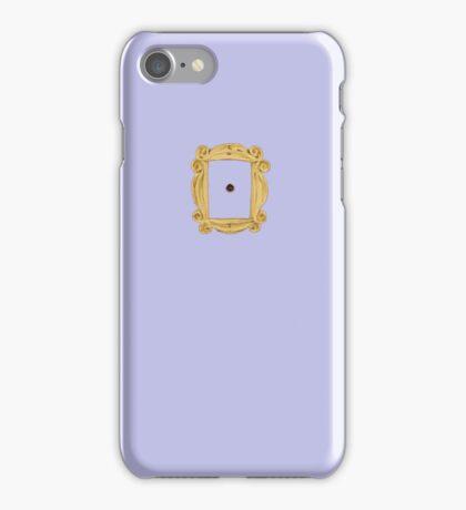 Friends Peephole iPhone Case/Skin