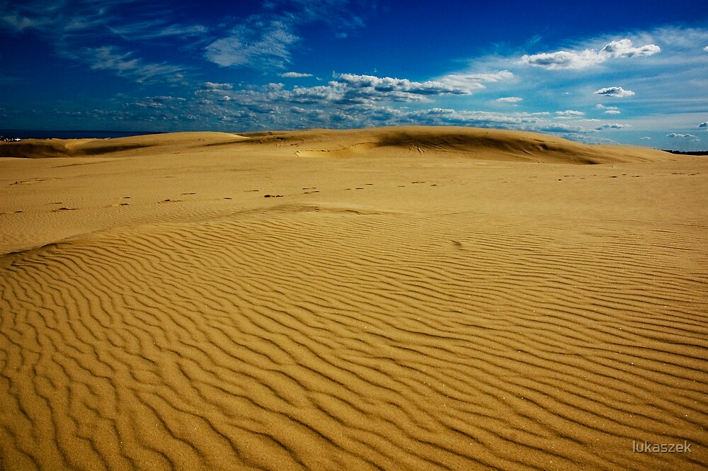 Stockton Beach by lukaszek