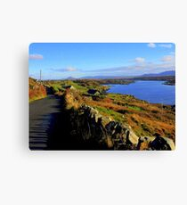 Beautiful Connemara, Ireland Canvas Print
