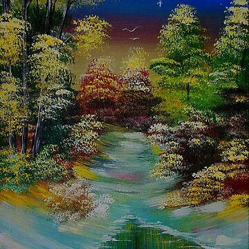 Twilight Stars by CollinClarke