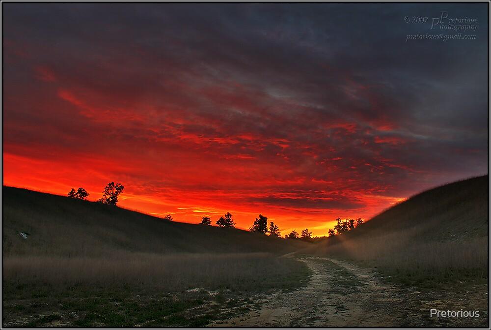 Sunet Road by Pretorious