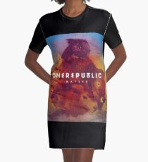 onerepublic odry4 Graphic T-Shirt Dress