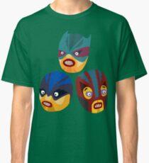 Superheroes Classic T-Shirt