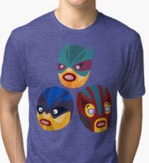 Superheroes Tri-blend T-Shirt
