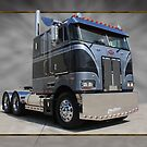 Phillips Peterbilt by Keith Hawley