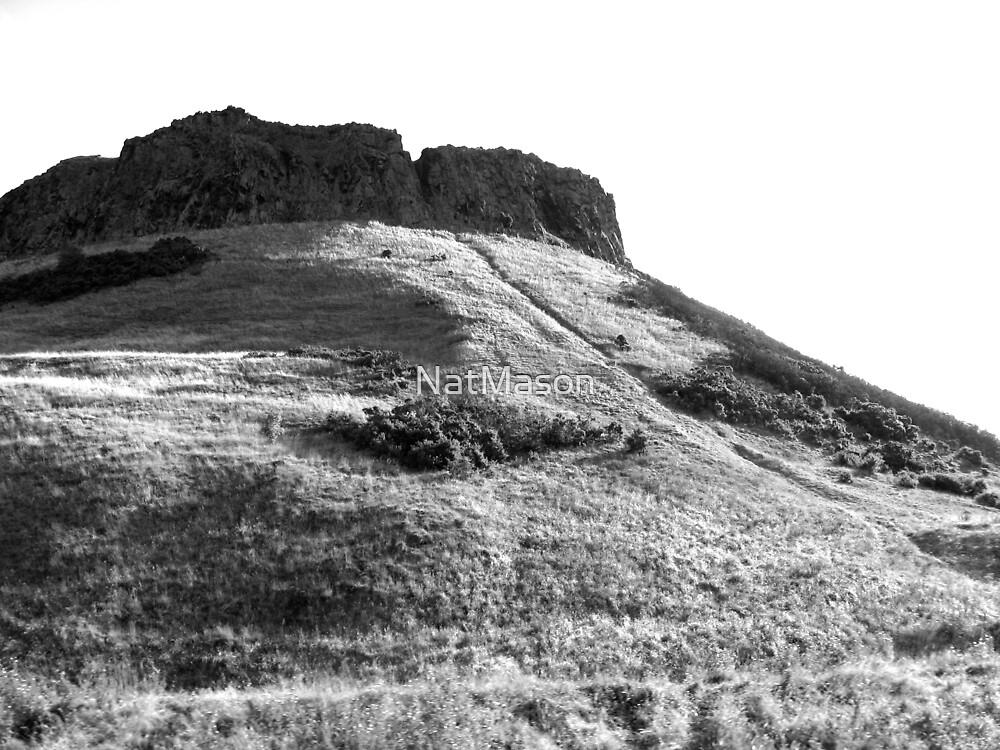 Arthurs Seats, Edinburgh, Scotland by NatMason
