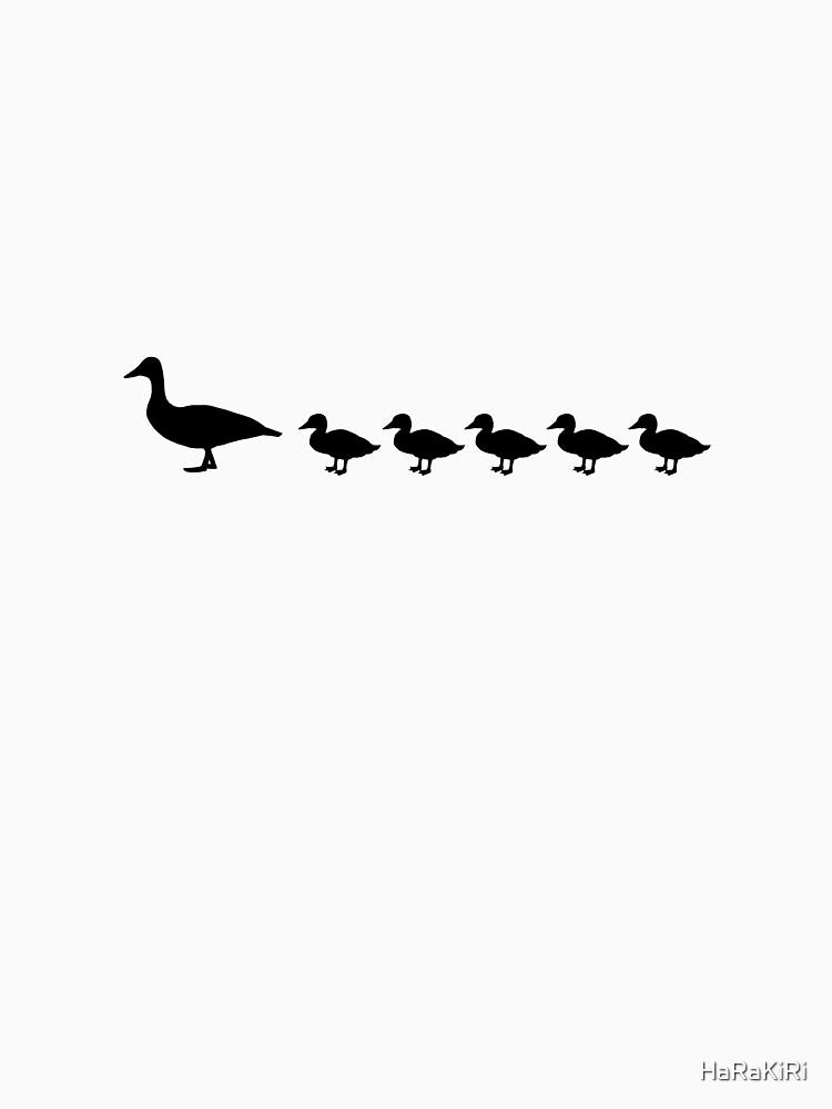 Ducks by HaRaKiRi