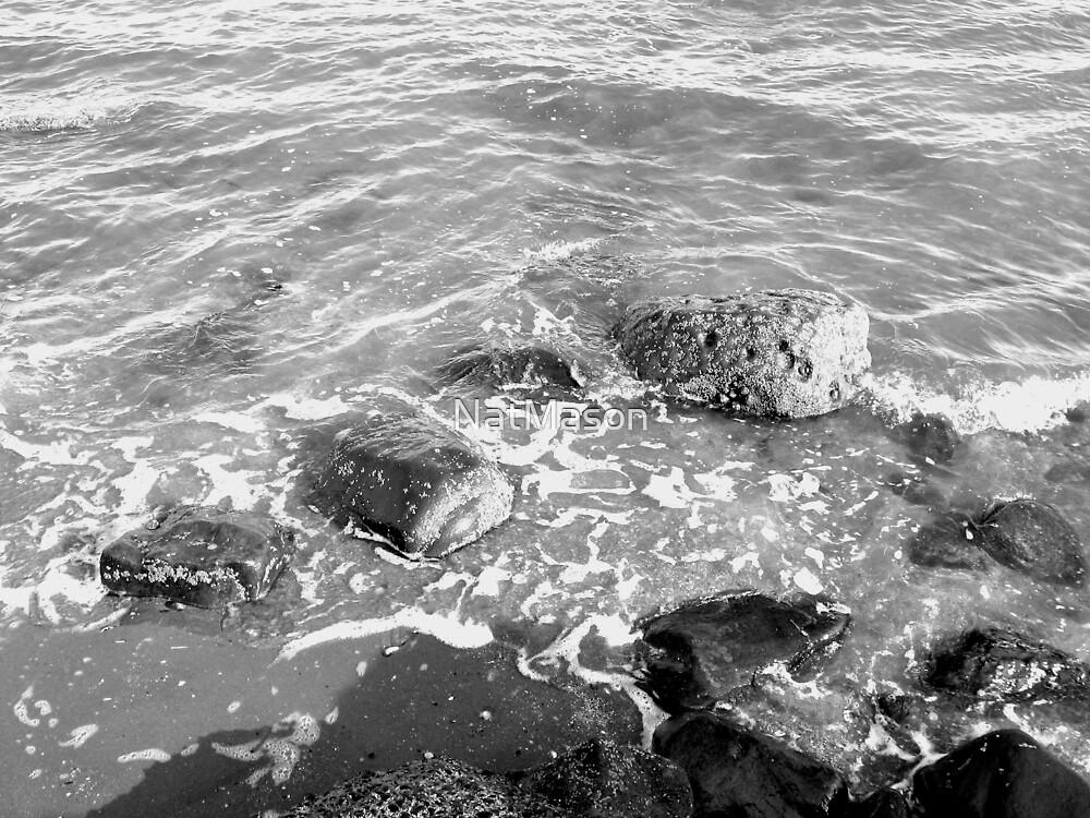 The Joppa Rocks, Scotland by NatMason
