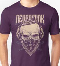 Neurofunk Soldier Unisex T-Shirt