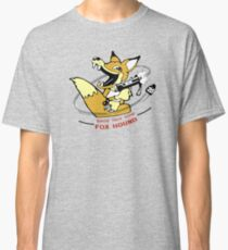 Metal Gear Solid 1 - Foxhound (toon) Classic T-Shirt