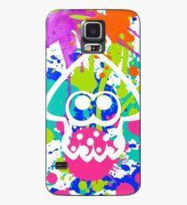 Splatoon-Farbe Hülle & Klebefolie für Samsung Galaxy