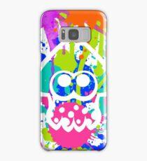 Splatoon Paint Samsung Galaxy Case/Skin
