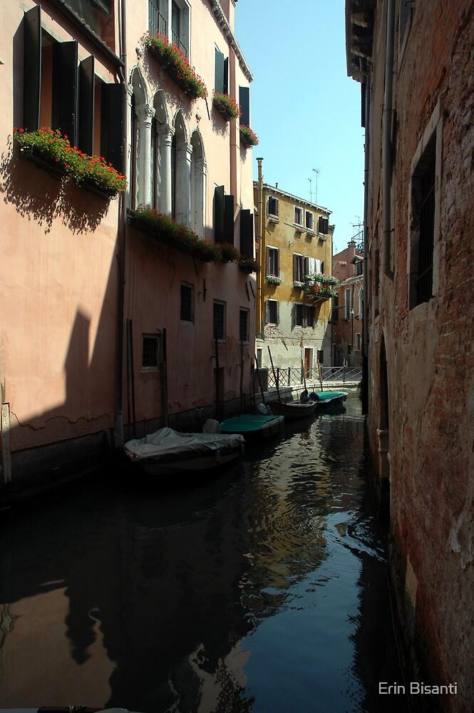 Venice, Italia by Erin Bisanti