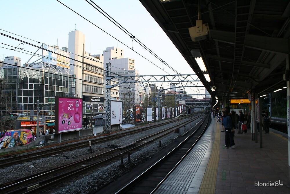 Harajuku station by blondie84