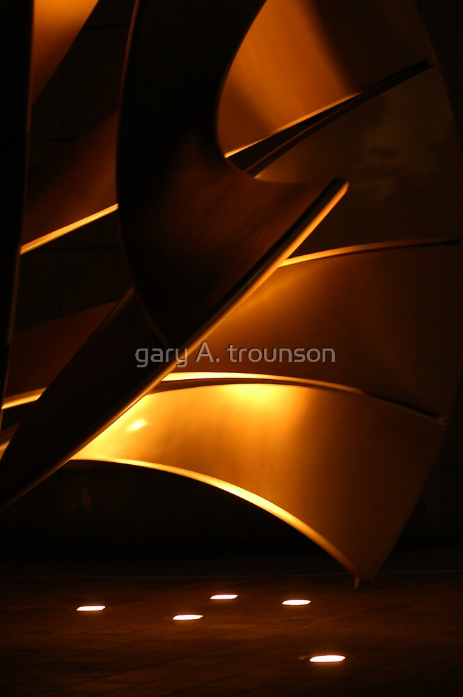 Golden Art by gary A. trounson