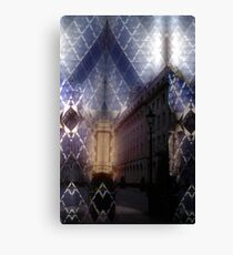 London Gherkin Canvas Print