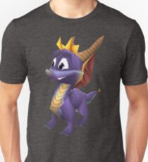 Spyro Fake Smile Unisex T-Shirt