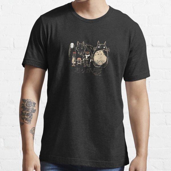 Tribute to Miyazaki  Essential T-Shirt