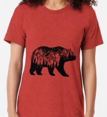 Camiseta de tejido mixto Pasión de viajar
