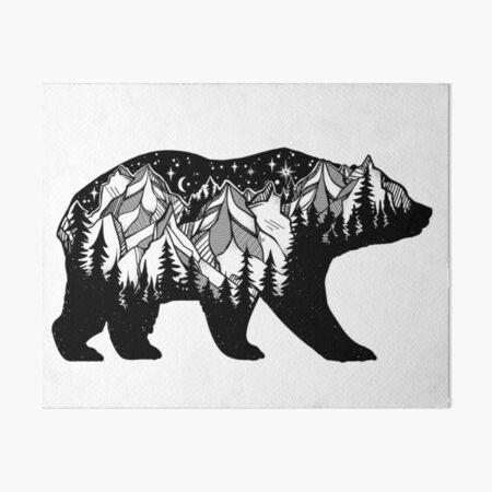 Wanderlust Art Board Print
