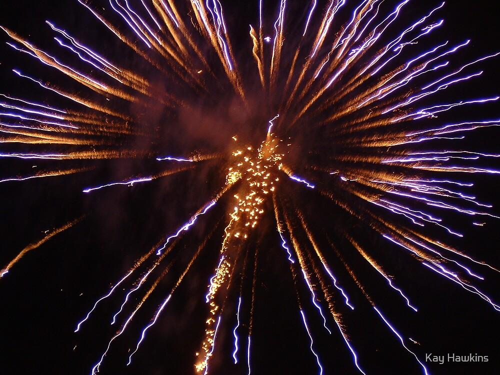 Fireworks by Kay Hawkins