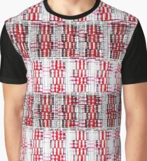 GRAPHIC #red black Graphic T-Shirt