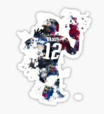 brady goat Sticker