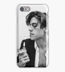 Smoking Cole Sprouse iPhone Case/Skin