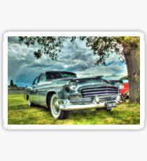 Chrysler Saloon Car Sticker