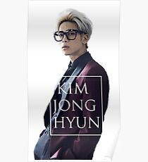 Kim Jonghyun Poster