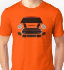 Red MINImalism Unisex T-Shirt