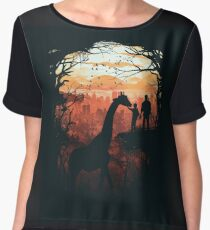 The Last of Us Chiffon Top