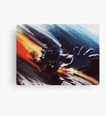 Leviathan Wakes Canvas Print