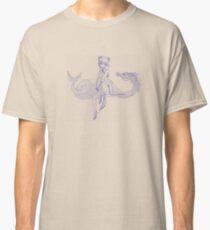 La Fille au Dragon Classic T-Shirt