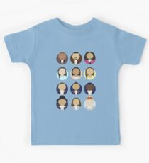 Hamilton Busts Kids Clothes